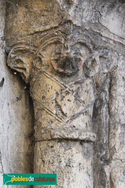 Santa Margarida i els Monjos - Església de Santa Margarida