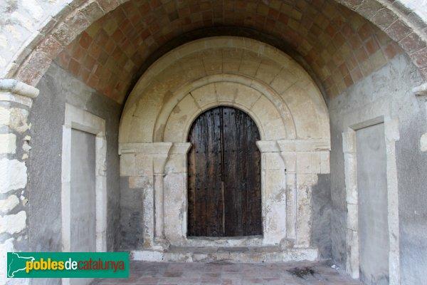 Santa Margarida i els Monjos - Santa Maria de Penyafel