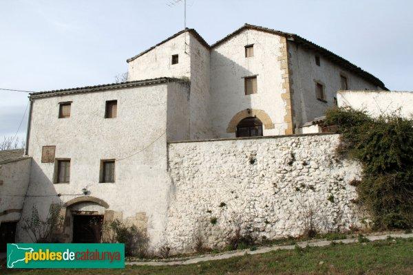 Santa Margarida i els Monjos - L'Abadal