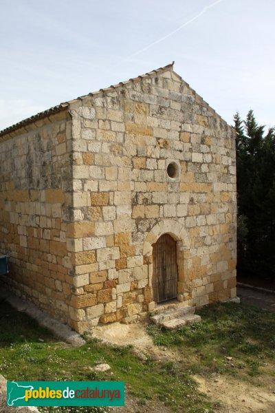Santa Margarida i els Monjos - Santa Maria de la Senabra