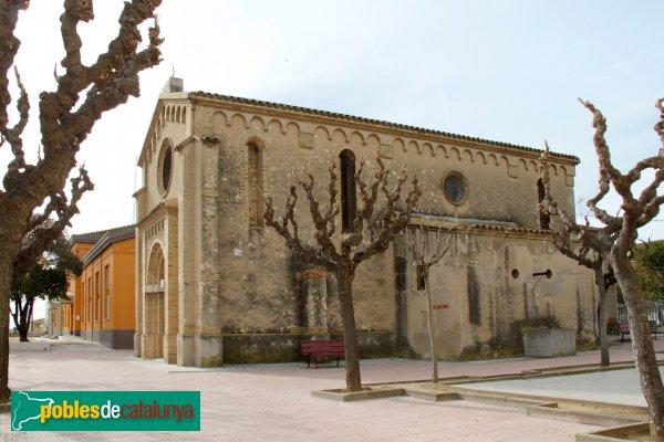 Santa Margarida i els Monjos - Sant Domènec de la Ràpita