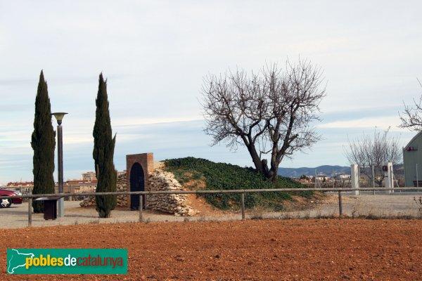 Santa Margarida i els Monjos - Refugi antiaeri