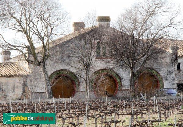 Santa Margarida i els Monjos - La Riba, celler