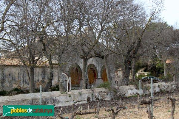Santa Margarida i els Monjos - Celler de la Riba