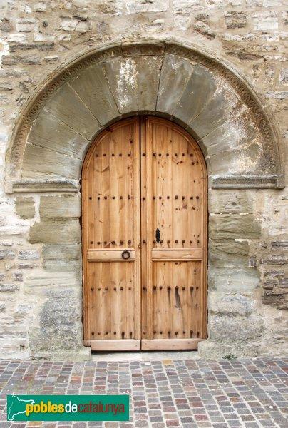 Ribera d'Ondara - Església de Sant Antolí