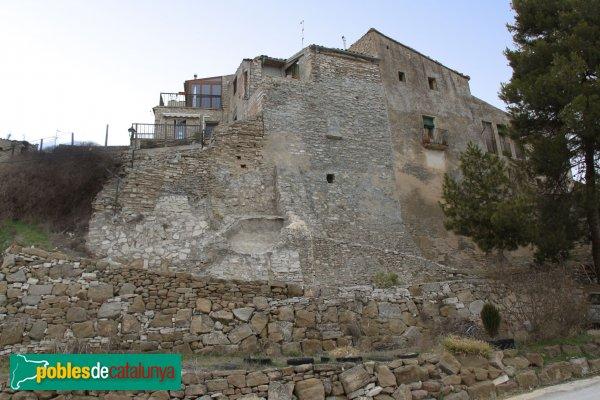 Ribera d'Ondara - Castell de Briançó (Cal Carulla)