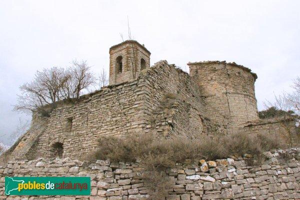 Ribera d'Ondara - Santa Maria de Montlleó