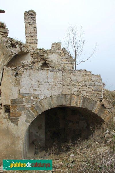 Ribera d'Ondara - Església de Sant Jaume de Timor