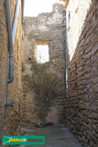Ribera d'Ondara - Castell de Llindars