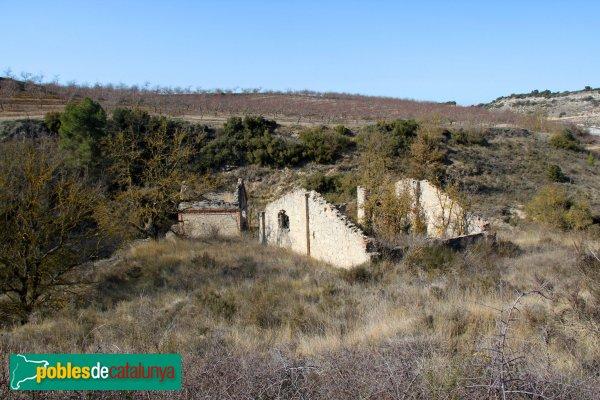 Ribera d'Ondara - Edificis de les Aigües Rubinat-Llorach