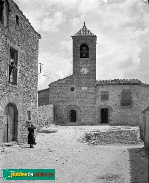 Montoliu - Sant Pere de l'Ametlla