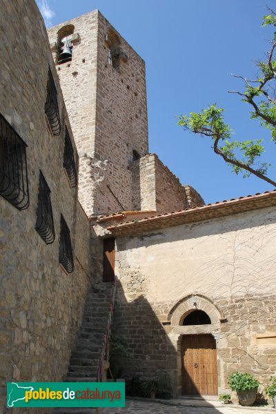 Cantallops - Església de Sant Esteve