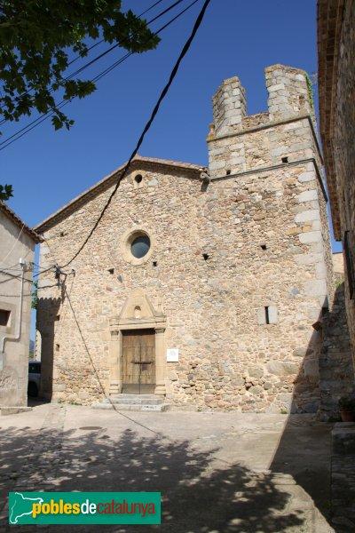 Agullana - Santa Maria de l´Estrada