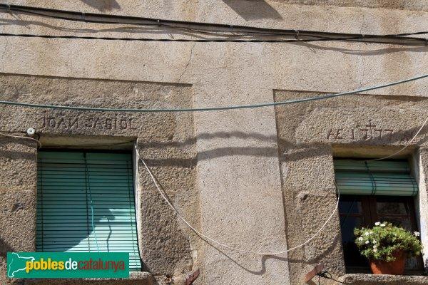 Agullana - L'Estrada, Cal Sabiol