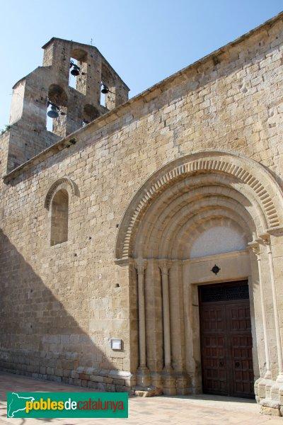 Agullana - Església de Santa Maria