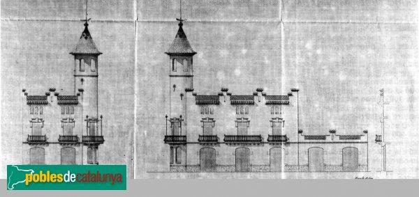 Casa subias galter figueres pobles de catalunya for Tot ceramica figueres