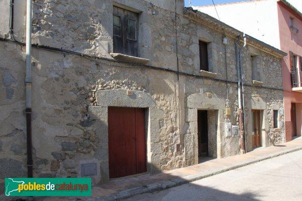 Agullana - Cases del segle XVIII