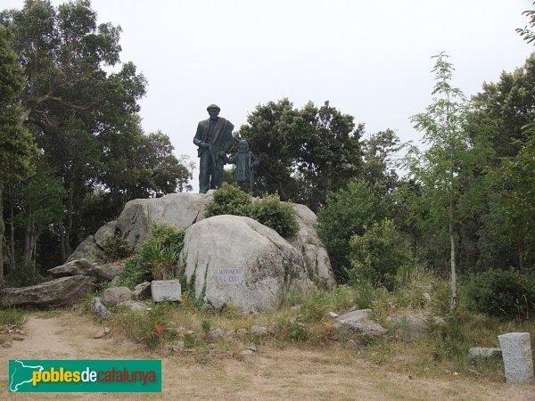 La Vajol - Monument a l'Exili