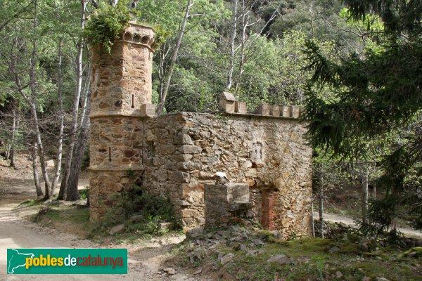 La Jonquera - Torre del Pentinador