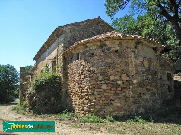 La Jonquera - Santa Maria de Requesens (Mas de l'Església Vella)