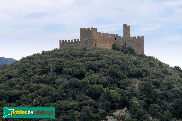 La Jonquera - Castell de Requesens
