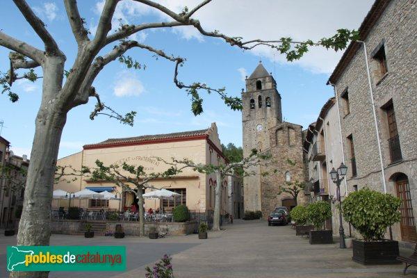 Sant Llorenç de la Muga - Església de Sant Llorenç