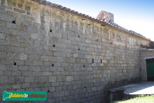 La Jonquera - Ermita de Santa Llúcia