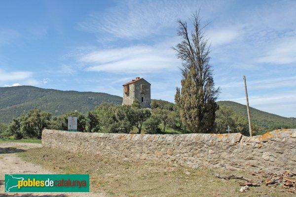 El Portús - Torre dels Burots