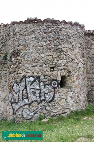 La Jonquera - Sant Martí del Forn de Vidre, absis
