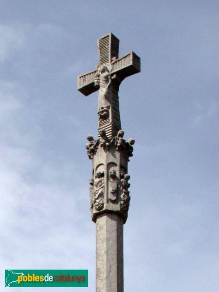 La Jonquera - Creu de la N-II