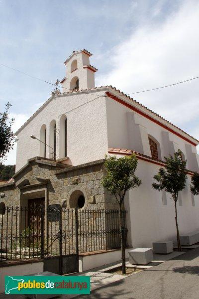 La Jonquera - Santuari de Fàtima d'els Límits