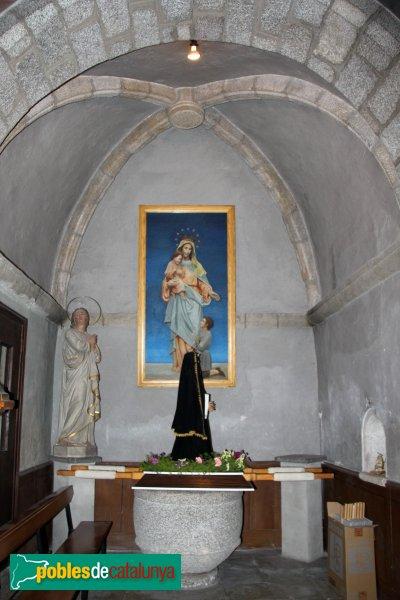 La Jonquera - Església de Santa Maria