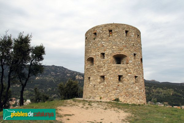La Jonquera - Torre del Serrat de la Plaça
