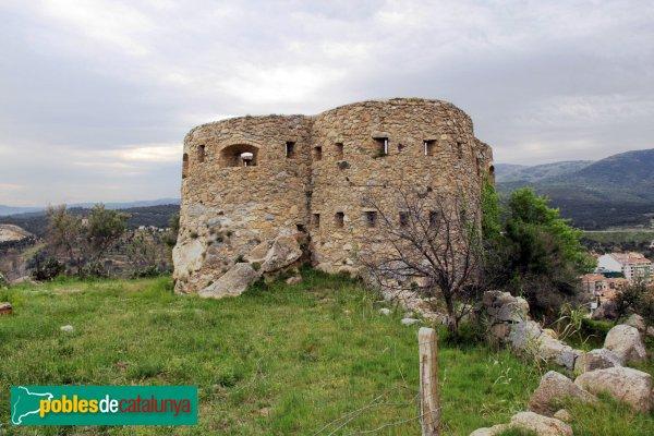 La Jonquera - Torre de Carmenxel