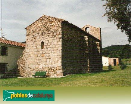 Maçanet de Cabrenys - Sant Andreu d'Oliveda