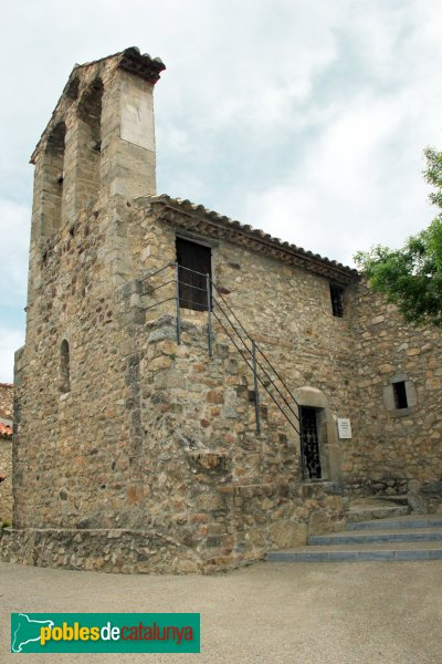 Maçanet de Cabrenys - Sant Briç de Tapis