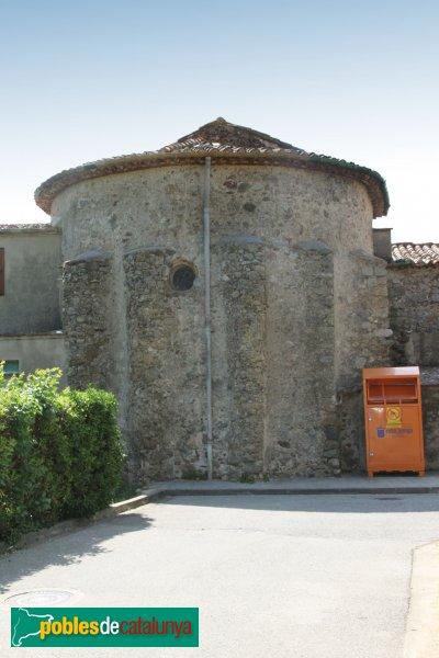 Maçanet de Cabrenys - Església de Sant Sebastià