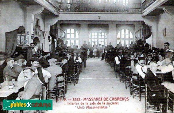Maçanet de Cabrenys - Unió Maçanenca