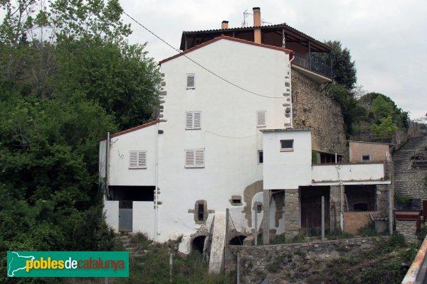 Maçanet de Cabrenys - Molí de la Vila