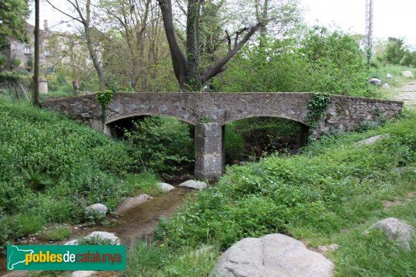 Maçanet de Cabrenys - Pont de Can Poquet