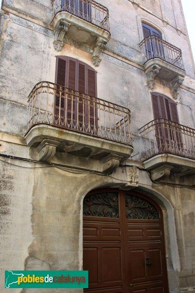 Maçanet de Cabrenys - Carrer de Sant Sebastià, Can Saguer