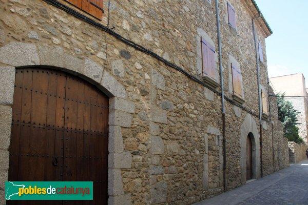 Maçanet de Cabrenys - Carrer de Sant Sebastià, Can Xacó