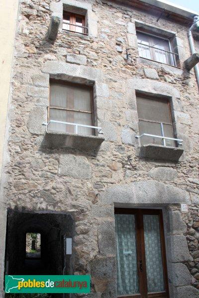 Maçanet de Cabrenys - Carrer de Sant Sebastià