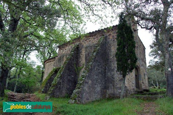 Darnius - Sant Esteve de Llop
