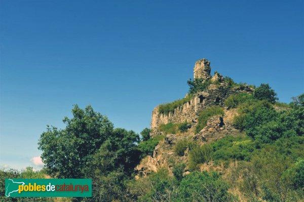 Darnius - Castell de Mont-roig