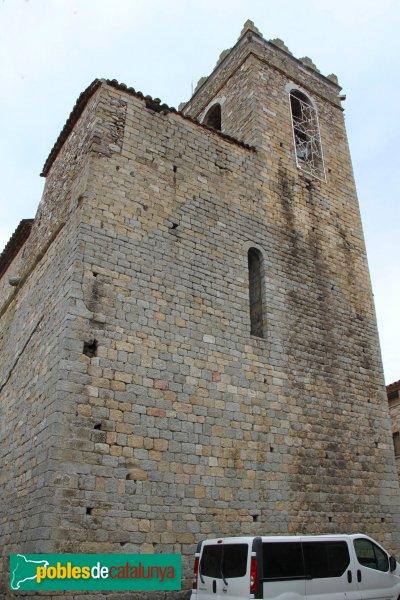 Darnius - Església de Santa Maria