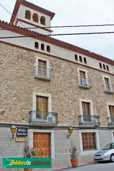 Darnius - Hotel Santa Anna