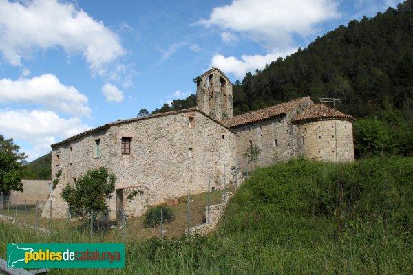 Sant Llorenç de la Muga - Església de Santa Maria del Palau