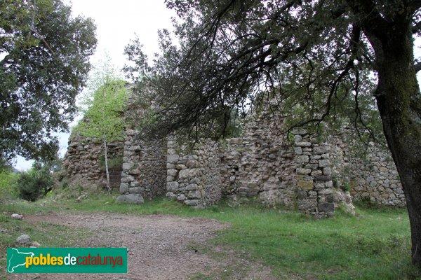 Albanyà - Sant Cristòfol dels Horts