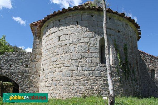 Albanyà - Sant Bartomeu de Pincaró